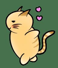 omega cat sticker #998695