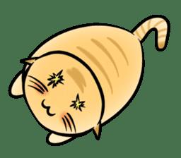 omega cat sticker #998700