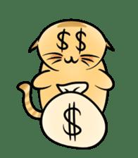 omega cat sticker #998704
