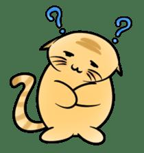 omega cat sticker #998705