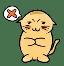 omega cat sticker #998707