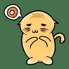 omega cat sticker #998708