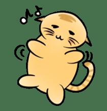 omega cat sticker #998710