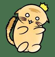 omega cat sticker #998714