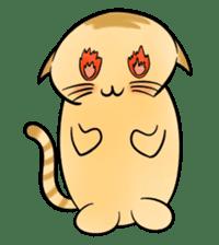 omega cat sticker #998719