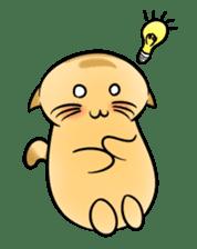 omega cat sticker #998720