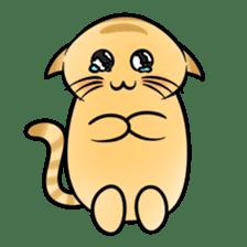 omega cat sticker #998725