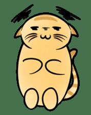 omega cat sticker #998726