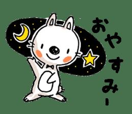 Life sticker moody Usa-kun sticker #998968