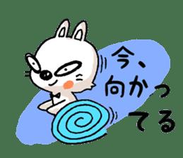 Life sticker moody Usa-kun sticker #998971