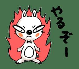 Life sticker moody Usa-kun sticker #998972