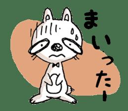 Life sticker moody Usa-kun sticker #998990