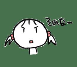 SAKUSYA-A Sticker sticker #999268