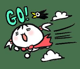 SAKUSYA-A Sticker sticker #999279