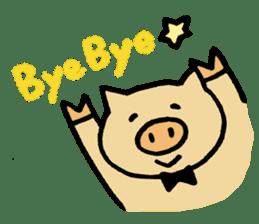 bu-bu Sticker sticker #999670