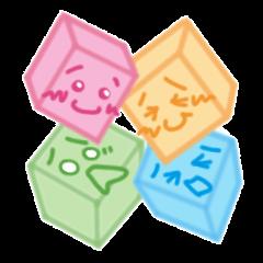 Look cube