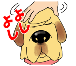 It is a Labrador sticker #1001532