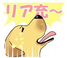 It is a Labrador sticker #1001566