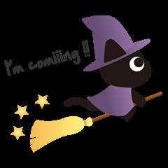 Nene the black cat (English version)