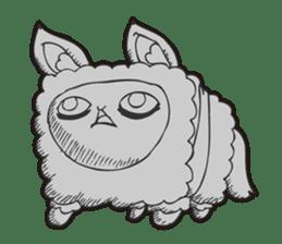 WoruMeru sticker #1004636
