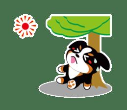 bani-cyan.-2 BMD sticker #1005235