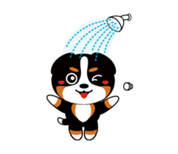 bani-cyan.-2 BMD sticker #1005241