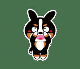bani-cyan.-2 BMD sticker #1005244