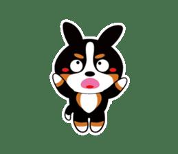 bani-cyan.-2 BMD sticker #1005245