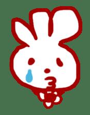 The 3-ear-flowered BUN sticker #1005829