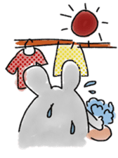 mouse sticker #1005916