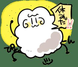 Sheep sticker #1005968