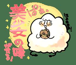 Sheep sticker #1005972