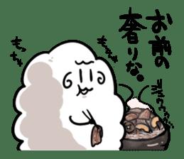 Sheep sticker #1005975