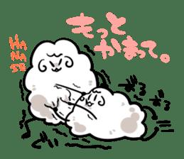 Sheep sticker #1005984