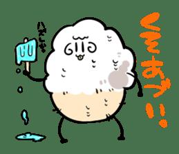 Sheep sticker #1005994