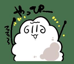 Sheep sticker #1006001