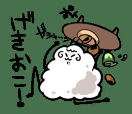 Sheep sticker #1006002