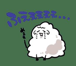 Sheep sticker #1006003