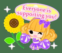 Support stickers-English- sticker #1006149
