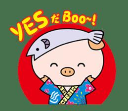 Ayukoro-chan formal Sticker sticker #1008687