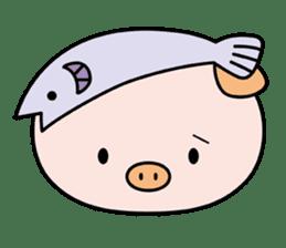 Ayukoro-chan formal Sticker sticker #1008693
