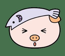 Ayukoro-chan formal Sticker sticker #1008695