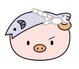 Ayukoro-chan formal Sticker sticker #1008696