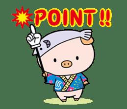 Ayukoro-chan formal Sticker sticker #1008709