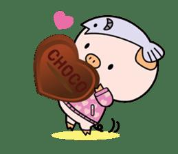 Ayukoro-chan formal Sticker sticker #1008717