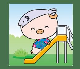 Ayukoro-chan formal Sticker sticker #1008722