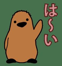 Pengin Life sticker #1009340