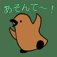 Pengin Life sticker #1009344