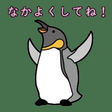 Pengin Life sticker #1009361