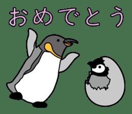 Pengin Life sticker #1009364